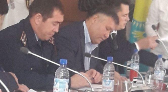 РОО «Центр развития медиации» подписали меморандум с гос.органами в г. Актау