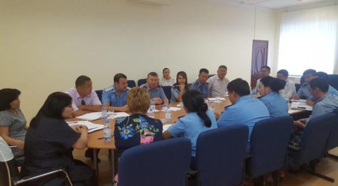 23 ноября 2017 года в Специализированном межрайонном суде по делам несовершеннолетних Мангистауской области прошел круглый стол