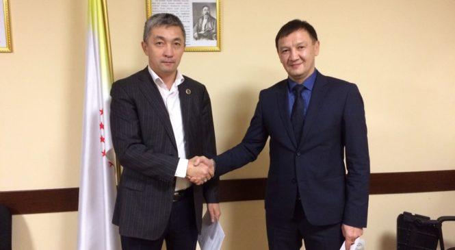 В центральном офисе РОО «Центр развития медиации», в городе Астана подписан меморандум