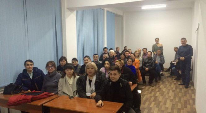 В городе Алматы прошло собрание профессиональных медиаторов РОО «Центр развития медиации»