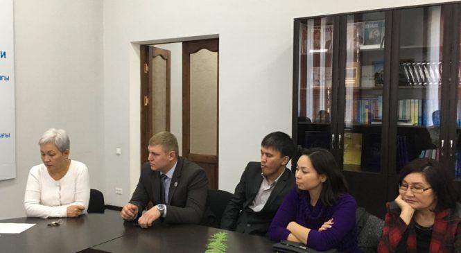 В Специализированном межрайонном экономическом суде Карагандинской области прошел семинар