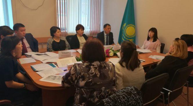02 ноября 2017 года на площадке Департамента юстиции Карагандинской области состоялось заседание рабочей группы