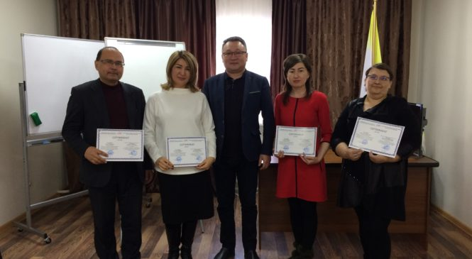 2 марта 2018 года прошел семинар по программе «Для членов Согласительных комиссий на предприятиях, в организациях и учреждениях Республики Казахстан»