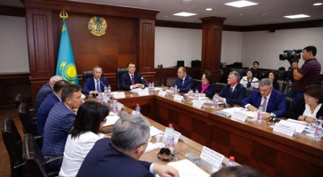 Выездная рабочая встреча в г.Атырау по вопросу развития медиации