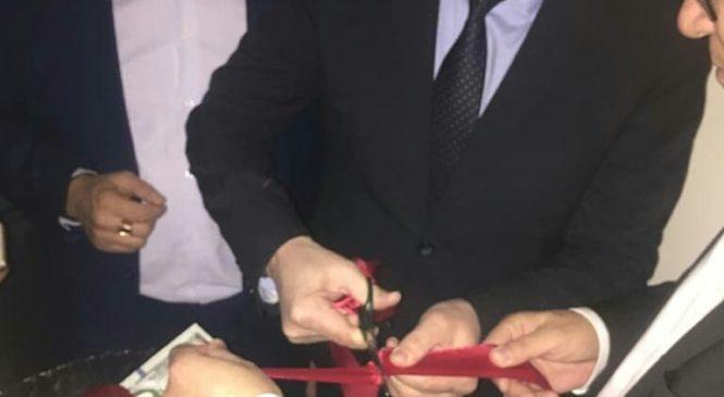 Официальное открытие Единого Центра Услуг (ЕЦУ) Сарыаркинского района  города Нур — Султан