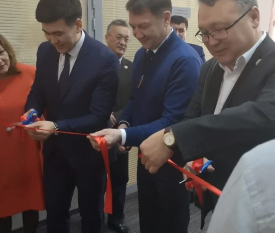 Открытие Единого Центра Услуг профессиональных медиаторов и практикующих юристов (ЕЦУ) района  Байконур города Нур-Султан